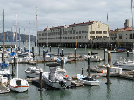 Fort Mason Center in San Francisco California