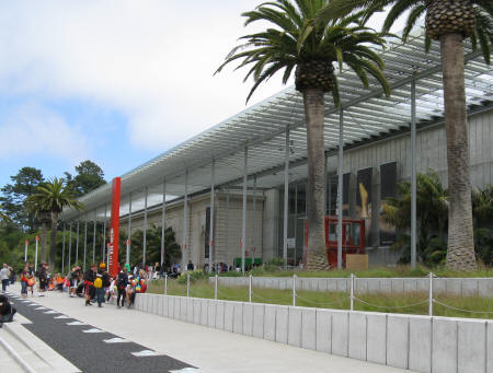 Science Museum at the California Academy of Sciences